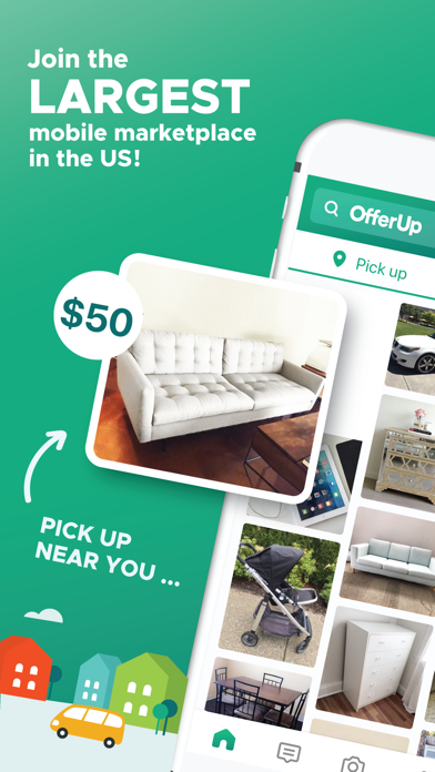 download OfferUp - Buy. Sell. Simple. apps 4