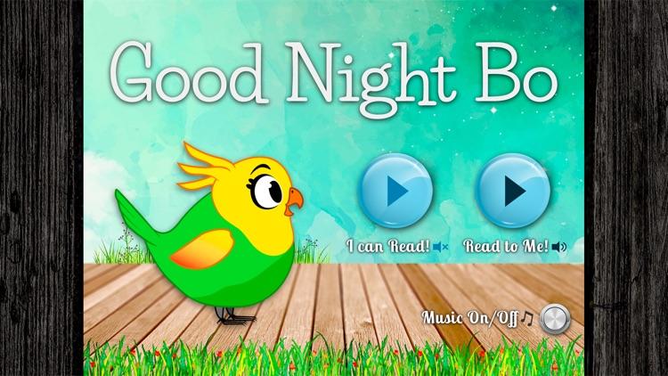 Good Night Bo: Read-Aloud Book