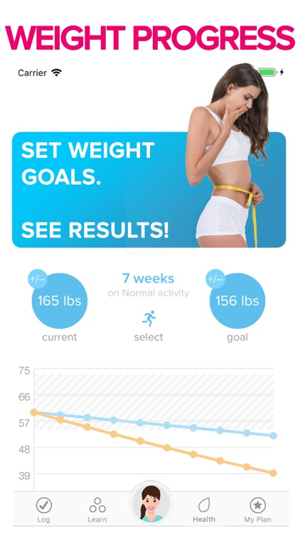 Healthy Weight Loss by Inlivo screenshot-3