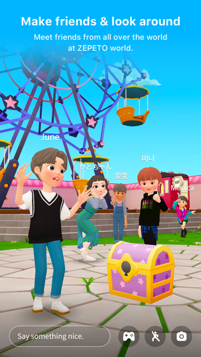 download ZEPETO for PC image 2
