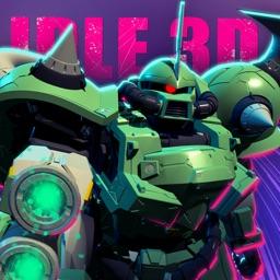 Idle Robot 3D