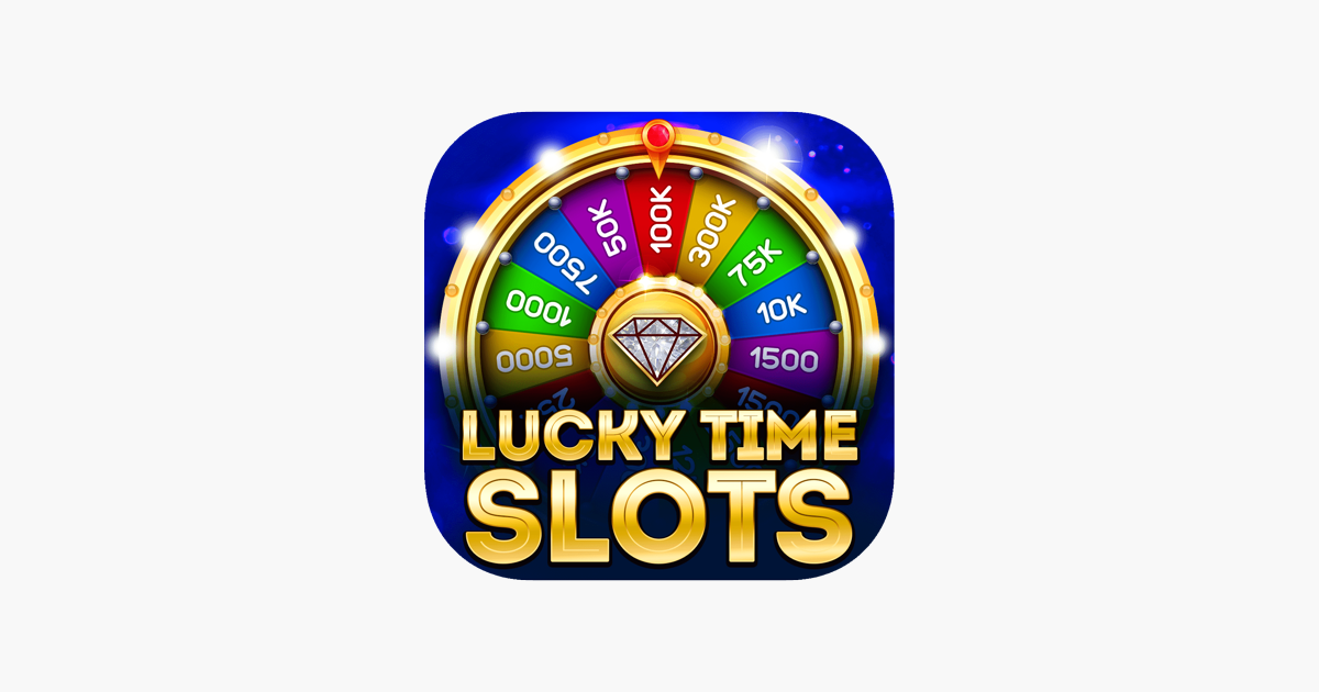Lucky Time: Best Casino Slots on the App Store