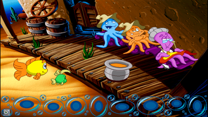 Freddi Fish 4 Hogfish... screenshot1