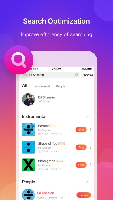 Screenshot for WeSing! Your Pocket Karaoke in Philippines App Store