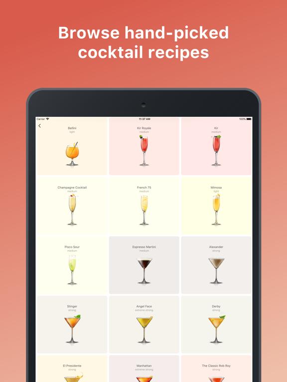 Cocktail Flow screenshot