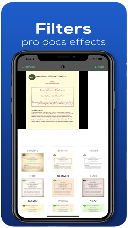 Dream iScanner for Documents screenshot-4