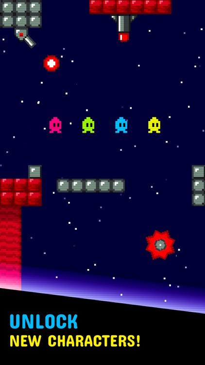 Tiny Alien -  Jump and Shoot! screenshot-3