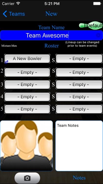 BowlSheet® screenshot-4