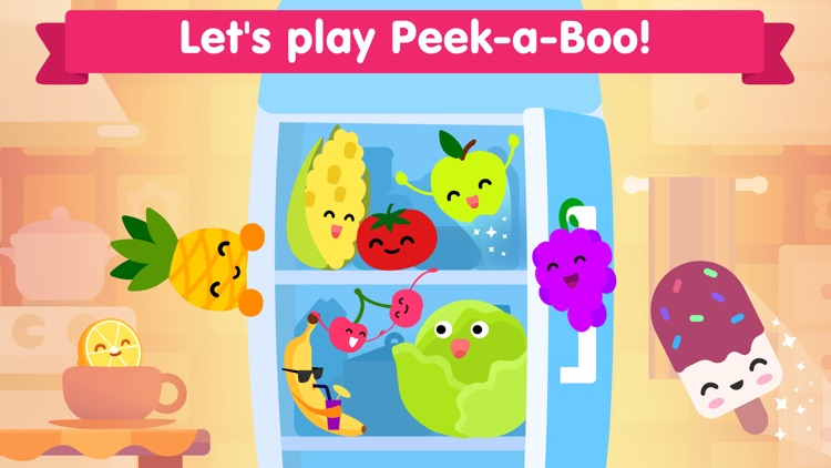 Toddler game for 2-3 year olds screenshot-4