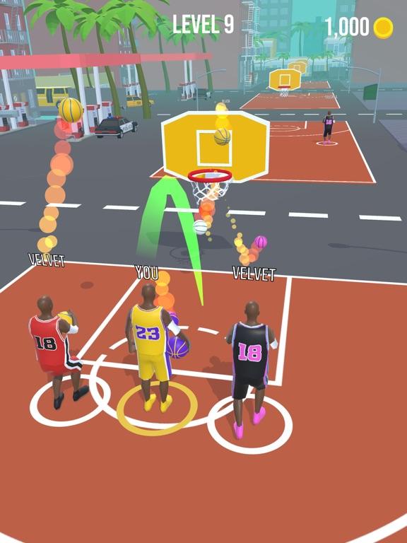 Basket Race screenshot 7