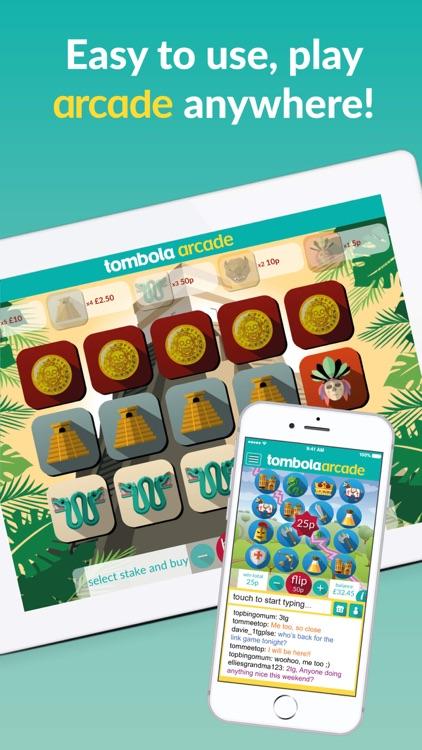 tombola arcade - Casino Games screenshot-5