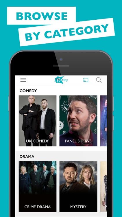 UKTV Play: Watch TV On Demand screenshot-4