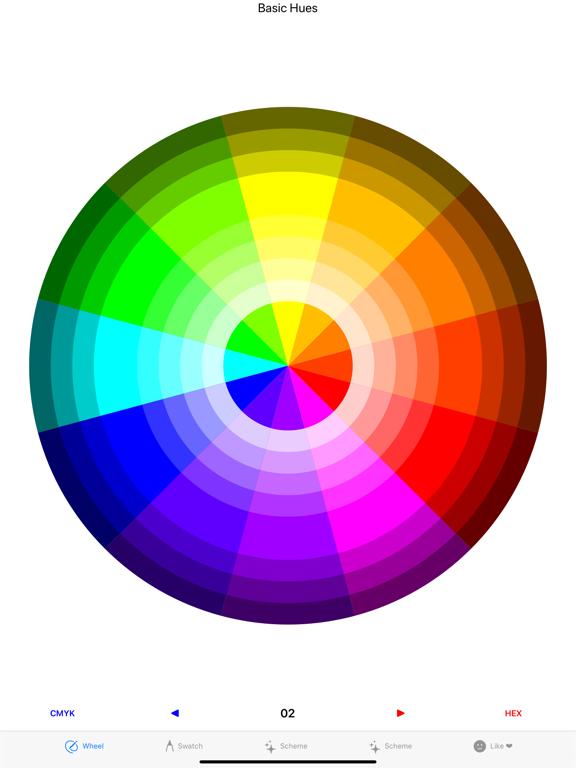 Color As Hue Screenshots