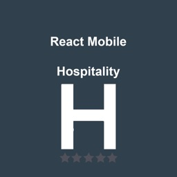 React Mobile Hospitality