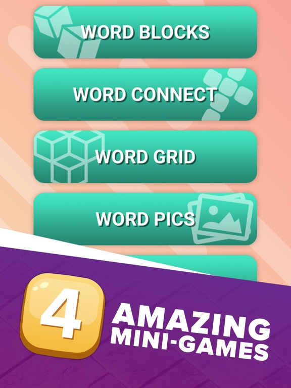 Word Games Collection screenshot 4