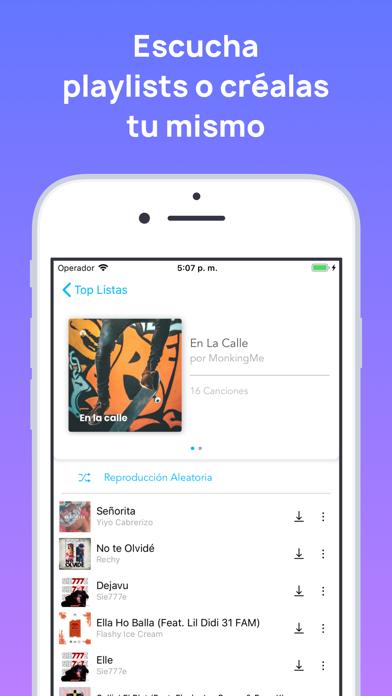 Descargar MonkingMe Descargar Música para Android