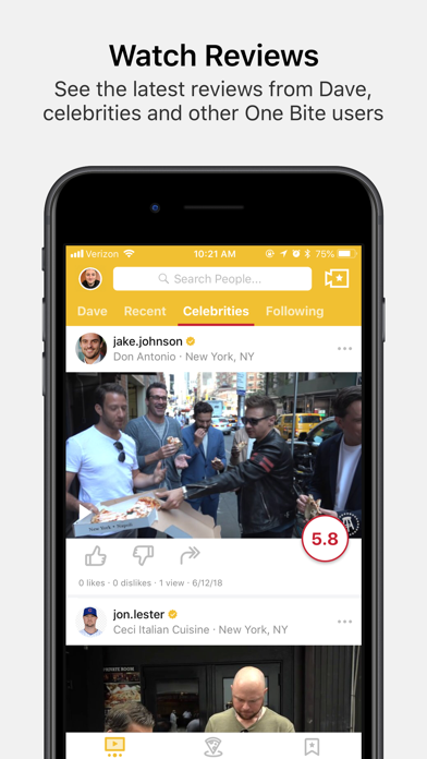 Download One Bite by Barstool Sports for Android