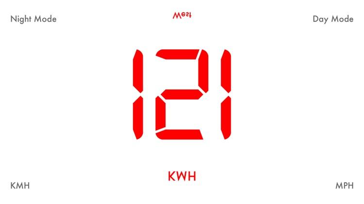 sHUD Speedometer screenshot-3
