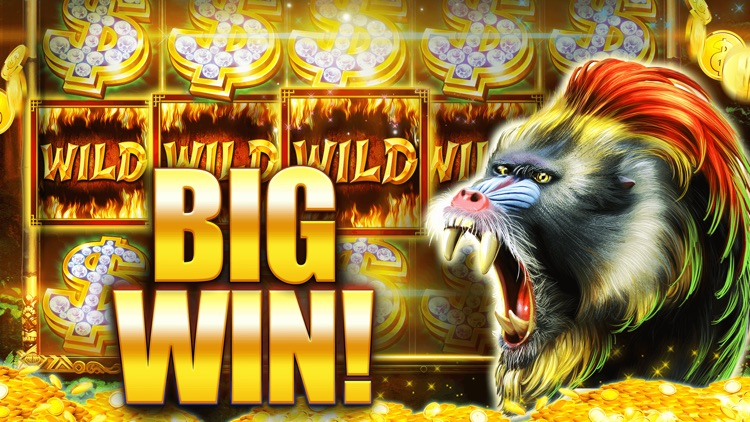 Wolf Slots Jackpot Casino ™ screenshot-1