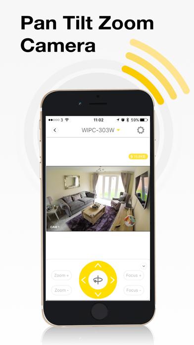 Yale Home View app screenshot two