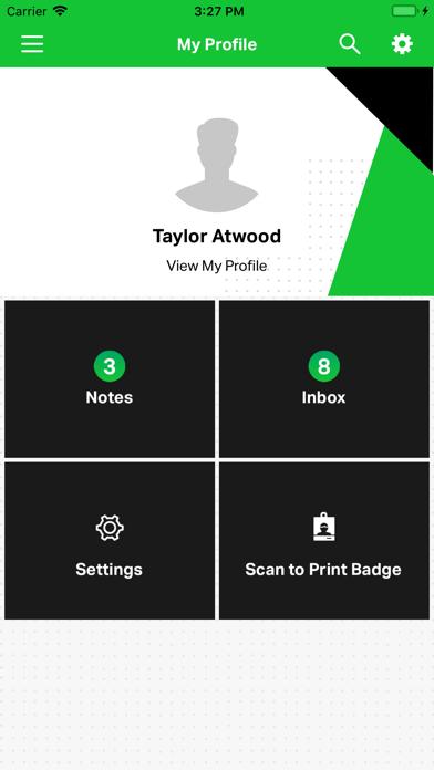 TechCrunch Disrupt Events screenshot 4