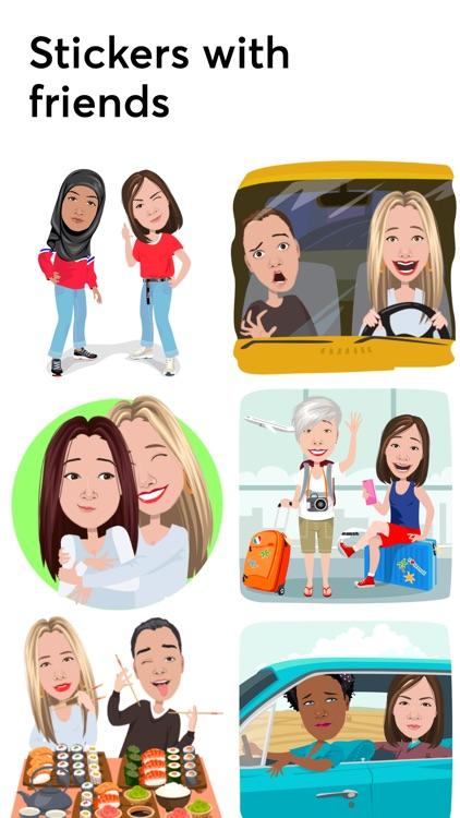 Mirror: Emoji Face Maker App screenshot-4