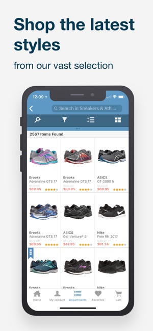 fe82c677e3 Zappos  Shop shoes   clothes on the App Store