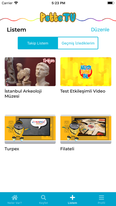 Pette TVi screenshot three