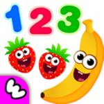 Детская игра для малышей цифры на пк
