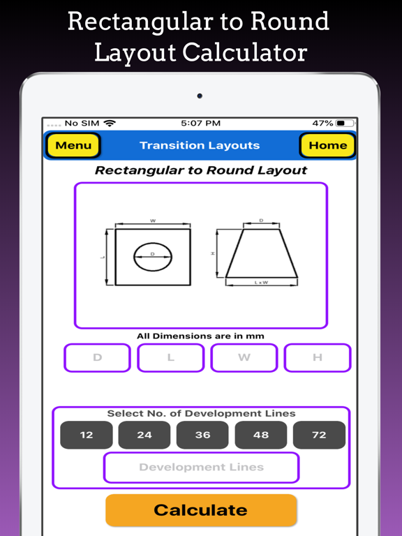 Transition Layouts screenshot 13