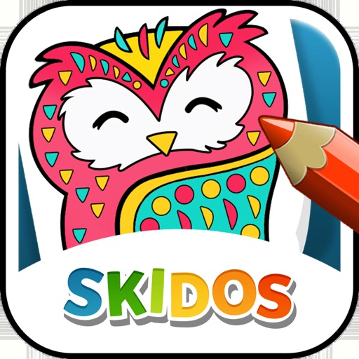 Coloring Book. For Kids