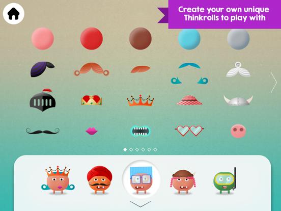 Thinkrolls Kings & Queens Full Screenshots