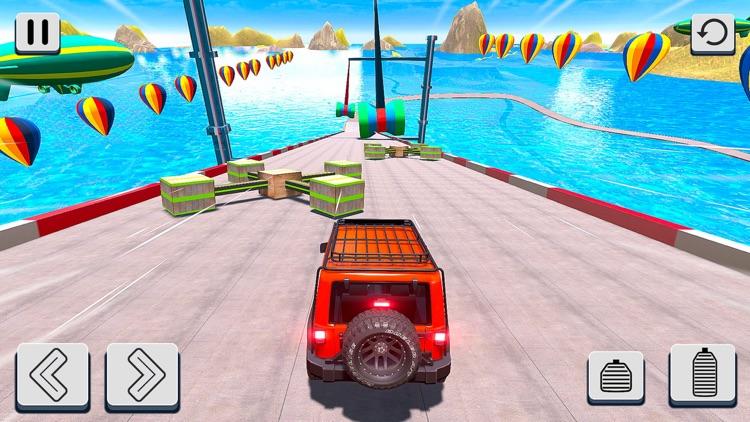 Mega Ramp Car Stunt Games 2020 screenshot-5