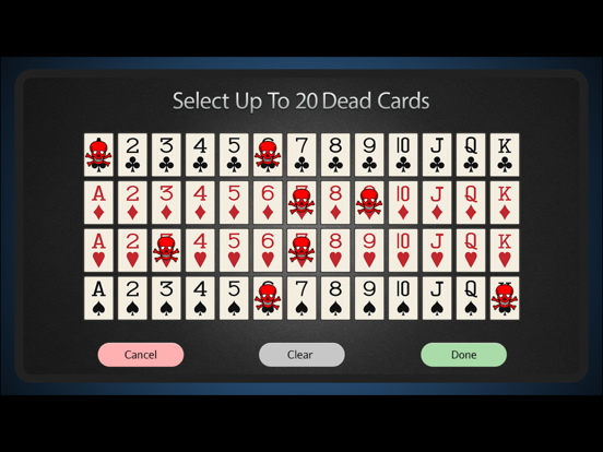 Poker Odds+ Texas Holdem tools for pros screenshot
