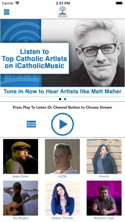 iCatholicRadio screenshot-3