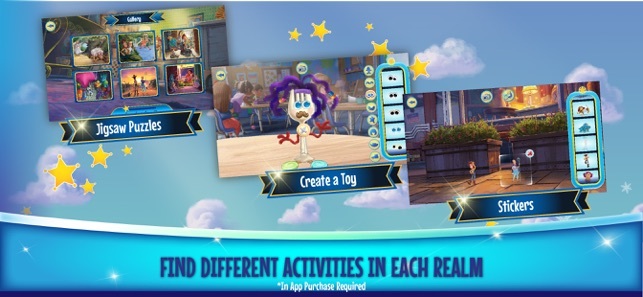 Disney Story Realms on the App Store