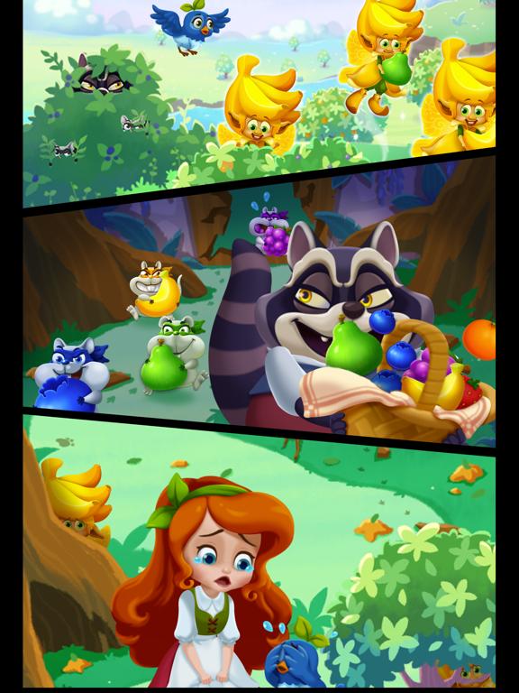 Fruits Mania : Fairy rescue screenshot 7