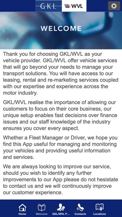 GKL WVL Fleet & Driver Assist