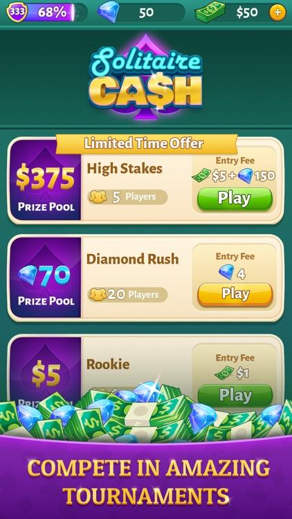 Solitaire Cash screenshot-3
