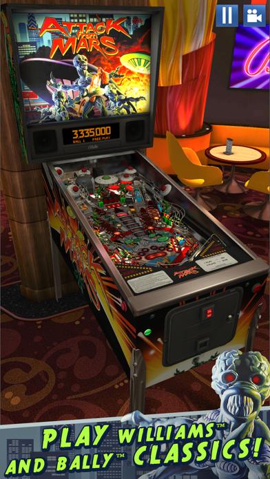 Williams™ Pinball screenshot 3