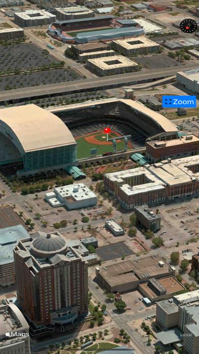 Sport Stadiums Pro - 3D Cities screenshot 6