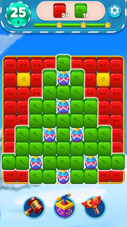Cube Blast Pop - Tapping Fever screenshot-6