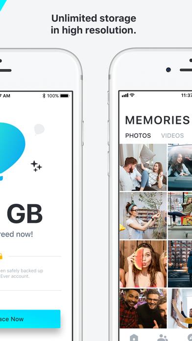 Ever - Photo Backup & Storage app image