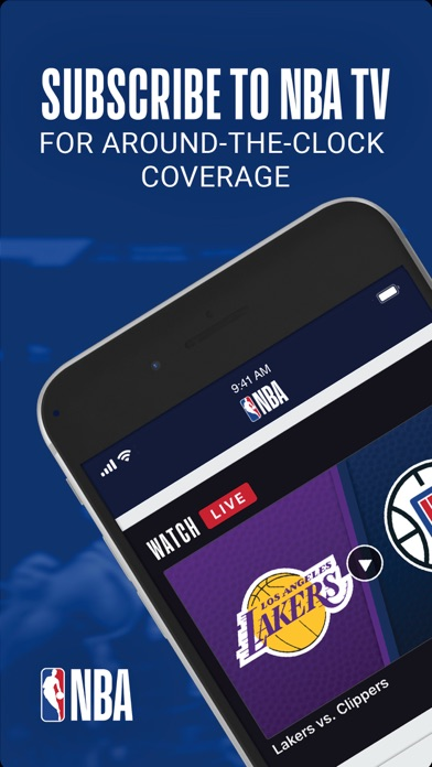 cancel NBA: Official App app subscription image 1