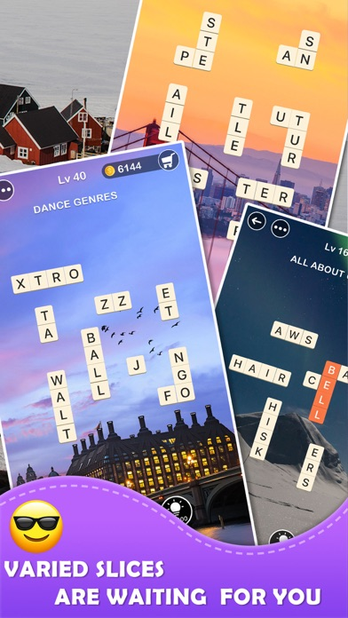 Word Slices free Coins hack