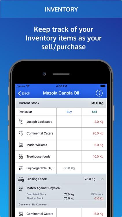 Invoice Pro. Invoice on the go screenshot-5