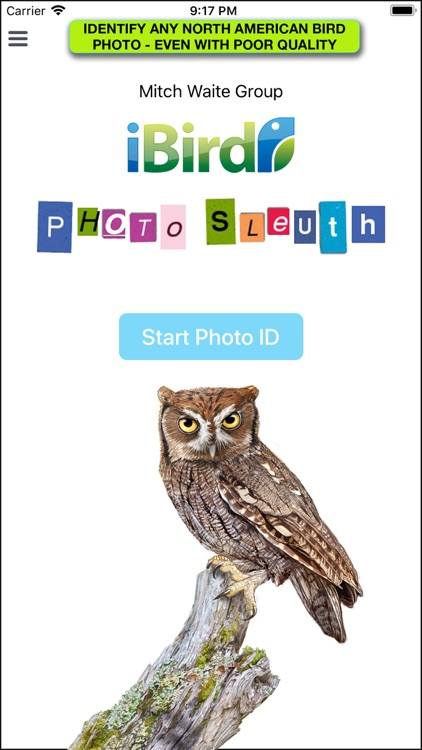 iBird Photo Sleuth