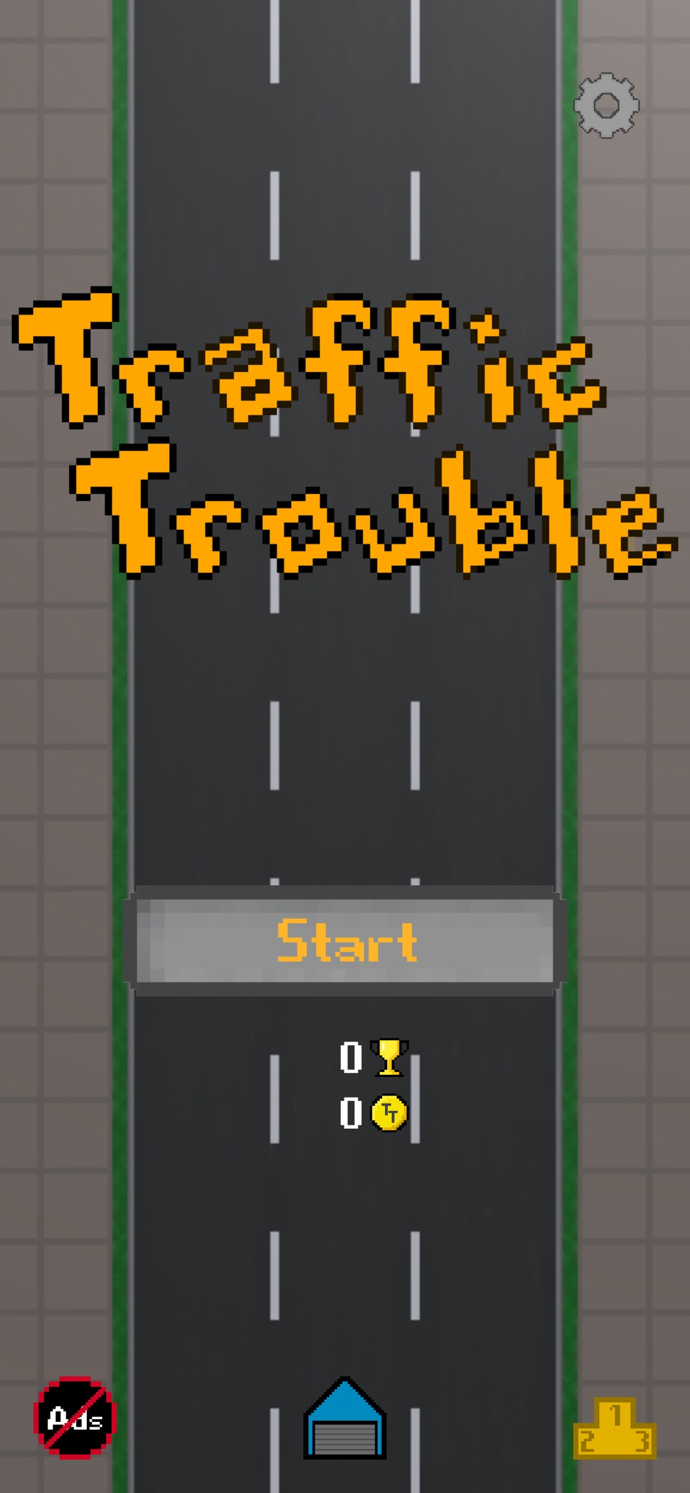 Traffic Trouble Cheat Codes