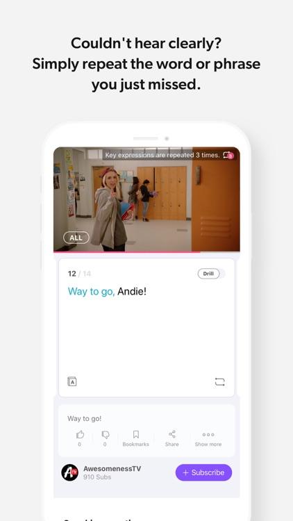 Cake - Learn English screenshot-3
