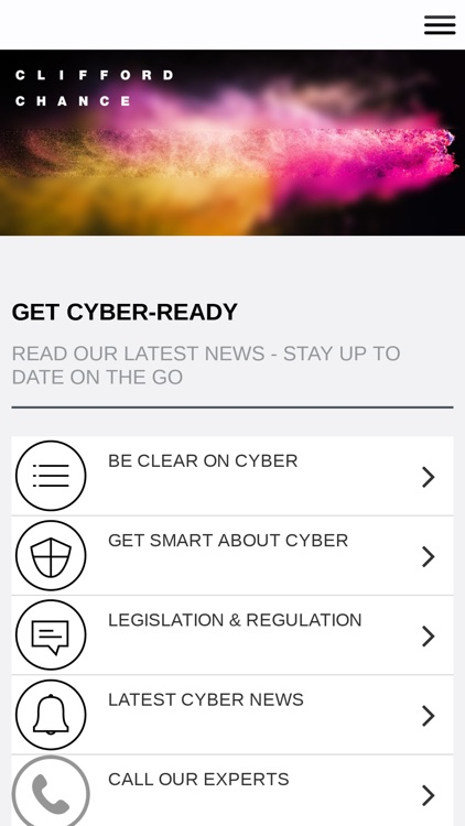 Clifford Chance Cyber Assist